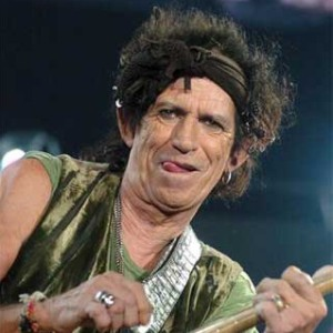 keith richards frases de rock